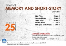 Memory and Short Story Contest
